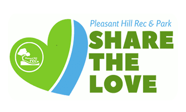Share The Love Heart Logo