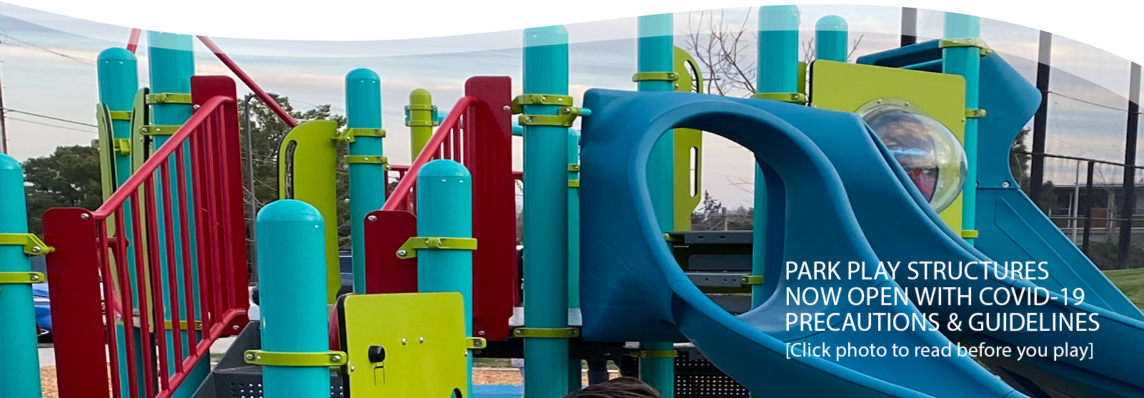 All Abilities Park Play Structure at Pleasant Oaks Park