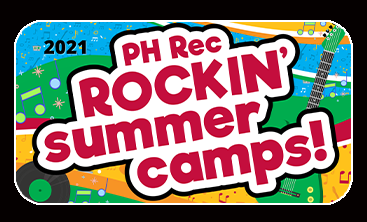 2021 Rock & Roll Summer Camp Logo
