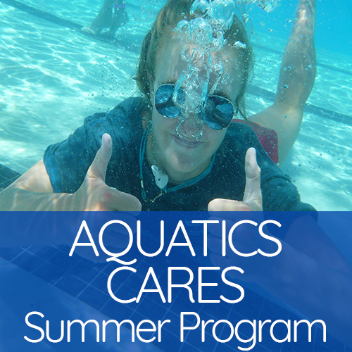 Aquatics Cares Image Box