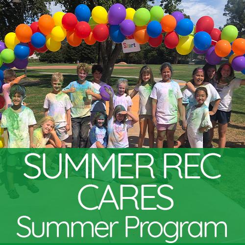 Summer Rec Cares Image Box