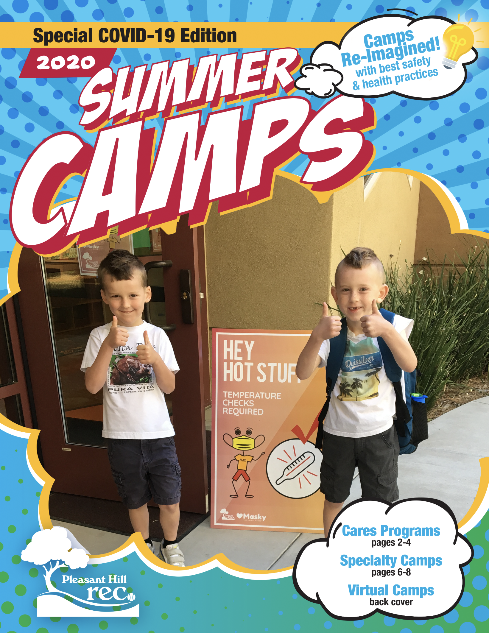 Summer Camp Guide Covid19 Edition