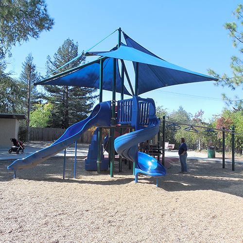 Picture of playground at Rodgers-Smith Park